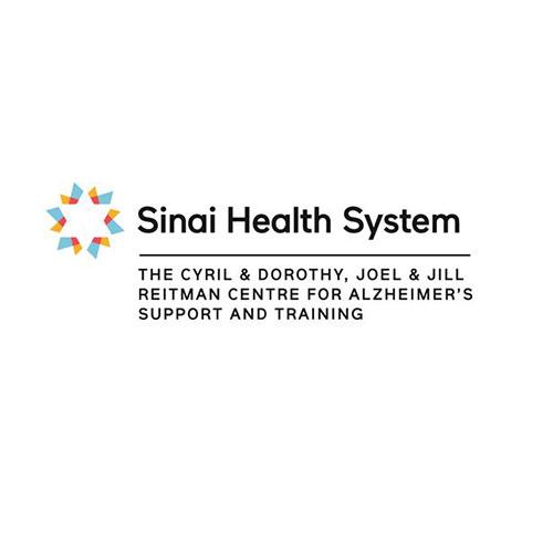 The Reitman Centre at Mount Sinai Hospital, Sinai Health logo