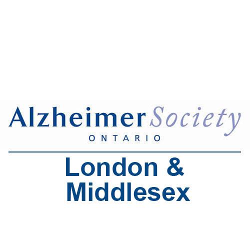Alzheimer Society of London & Middlesex logo