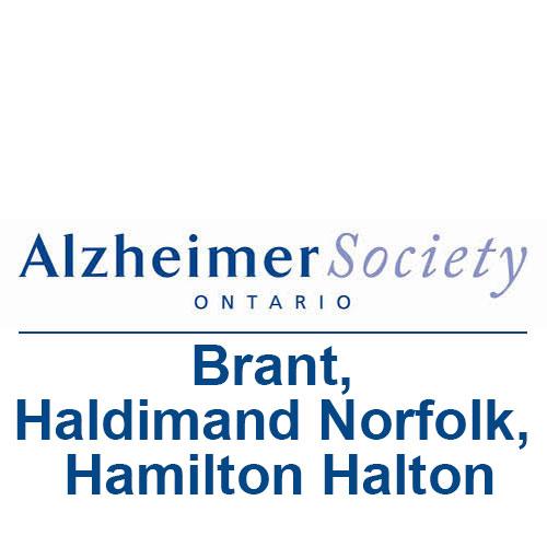 Alzheimer Society of Brant, Haldimand Norfolk, Hamilton Halton logo