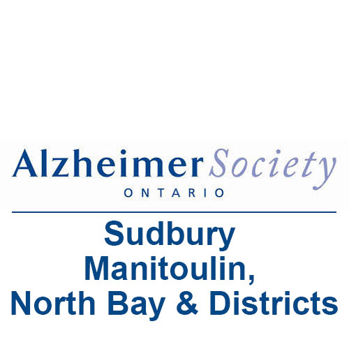 Alzheimer Society of Sudbury, Manitoulin, North Bay & Districts logo