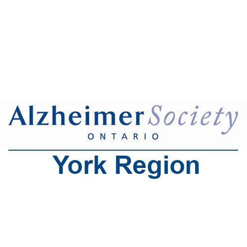 Alzheimer Society of York Region logo