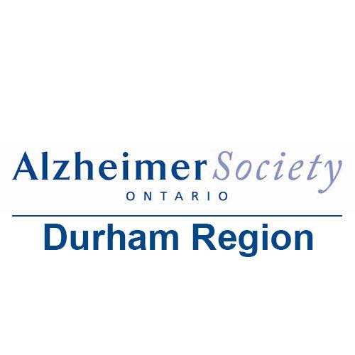 Alzheimer Society of Durham Region logo