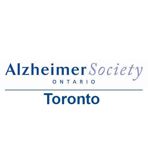 Alzheimer's Society Toronto logo