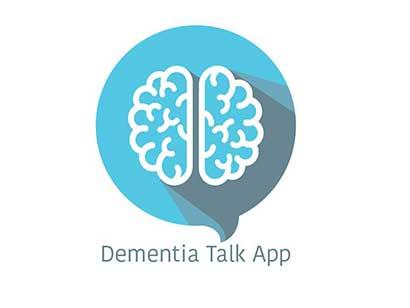 Dementia Talk App logo