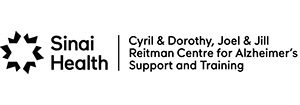 The Reitman Centre for Alzheimer's Support and Training logo, Sinai Health