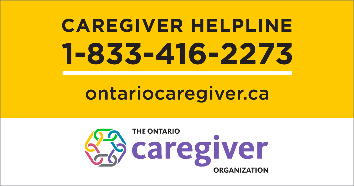 Caregiver Helpline