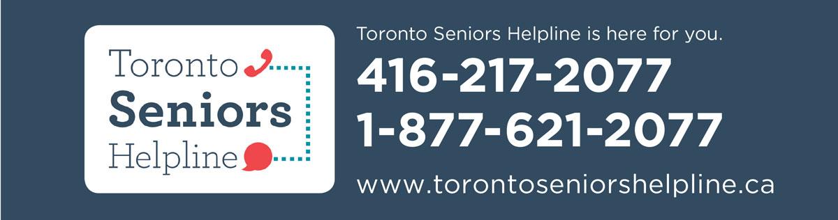 Toronto Seniors Helpline