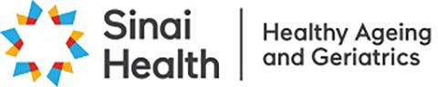 Sinai Geriatrics Logo