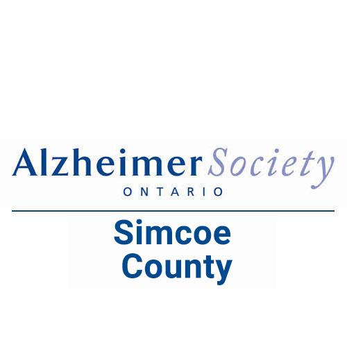 Alzheimer Society of Simcoe County logo